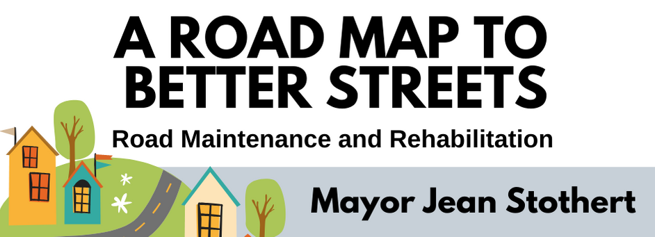 A Road Map to Better Streets